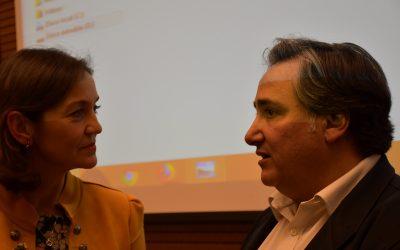 Uneca y Gescomer celebran las primeras jornadas sobre la modernización y transformación del comercio ambulante