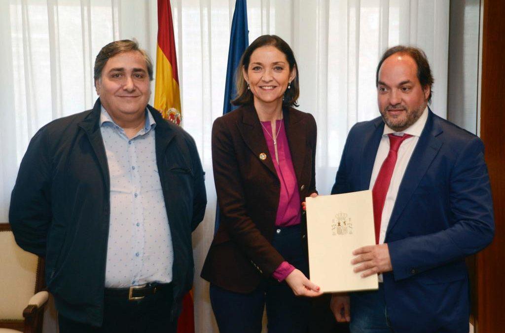 El comercio ambulante entra en la política económica del Gobierno de la mano de Gescomer y Uneca