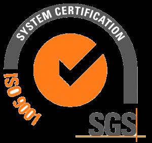 Logo SGS ISO9001